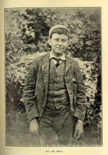 Aleister Crowley - Schoolboy