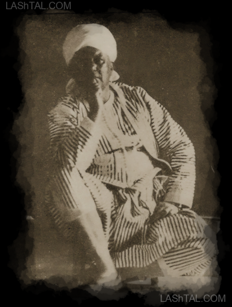 Aleister Crowley in Tunis