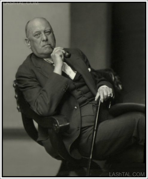 Aleister Crowley - Life Magazine
