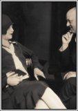 Aleister Crowley and Maria de Mirramar - Life Magazine