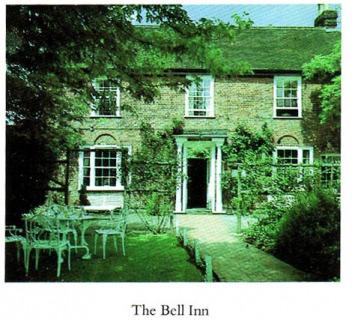 The Bell Inn, Aston Clinton, England