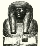 FACE ON THE INNER COFFIN OF ANKEFENKHONS
