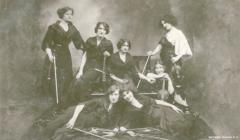 The Ragged Ragtime Girls
