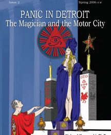 'Panic In Detroit' by Richard Kaczynski
