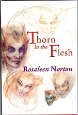 'Thorn In The Flesh' by Rosaleen Norton