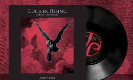 Jimmy Page's 'Lucifer Rising' Soundtrack: Imminent