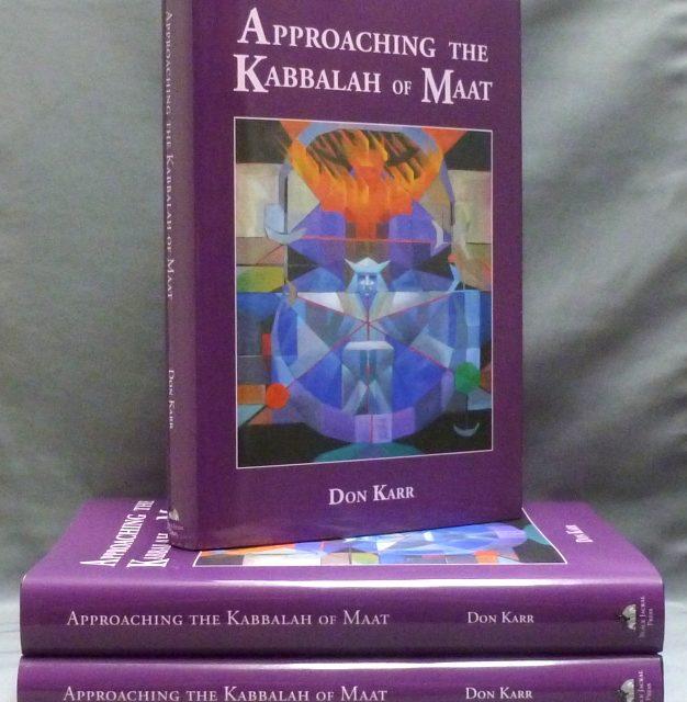 Approaching the Kabbalah of Maat