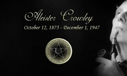 Aleister Crowley: 1875 to 1947