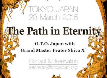 Frater Shiva OTO in Japan