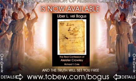 Liber L vel Bogus: Now Available