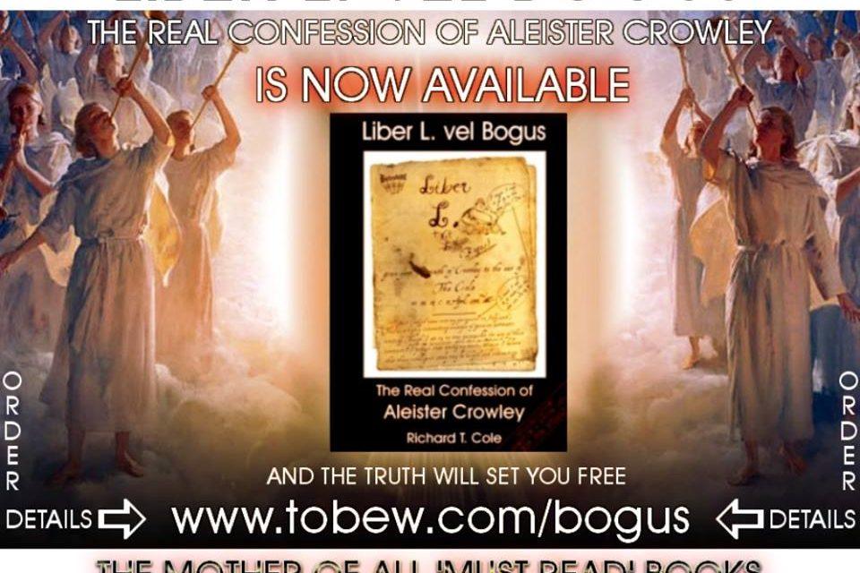 Liber L vel Bogus by R T Cole