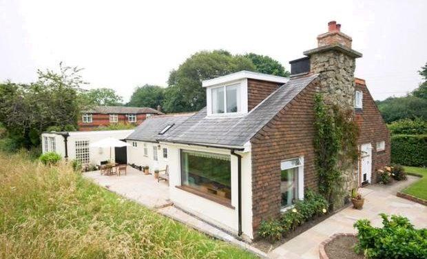 Lair of The Beast: Ivy Cottage, Knockholt