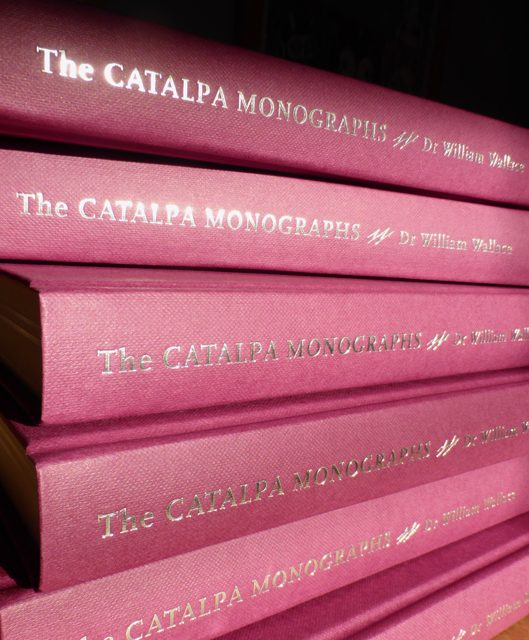 AOS – Catalpa Monographs – Update