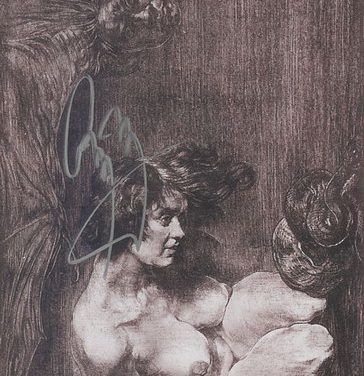 Jimmy Page and Austin Osman Spare