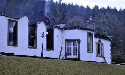 The Ruin of Boleskine House