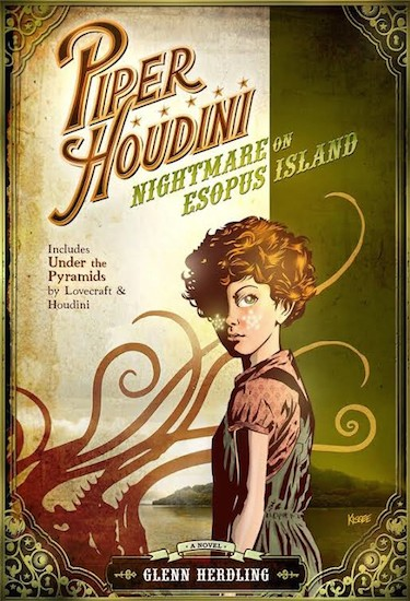 Supernatural thriller takes Houdini's niece from Coney Island to upstate's Esopus Island