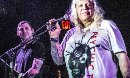 Psychic TV's Debut Album Force the Hand of Chance Gets Performed in Its Entirety at Berserktown | L.A. Weekly