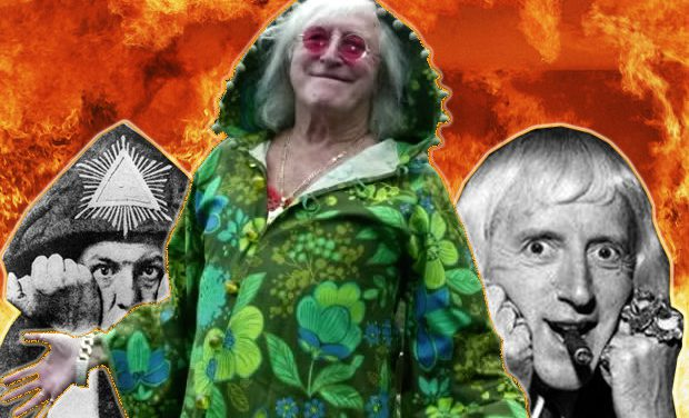 Jimmy Savile 'occultist WITCH who worshipped satanist Aleister Crowley'