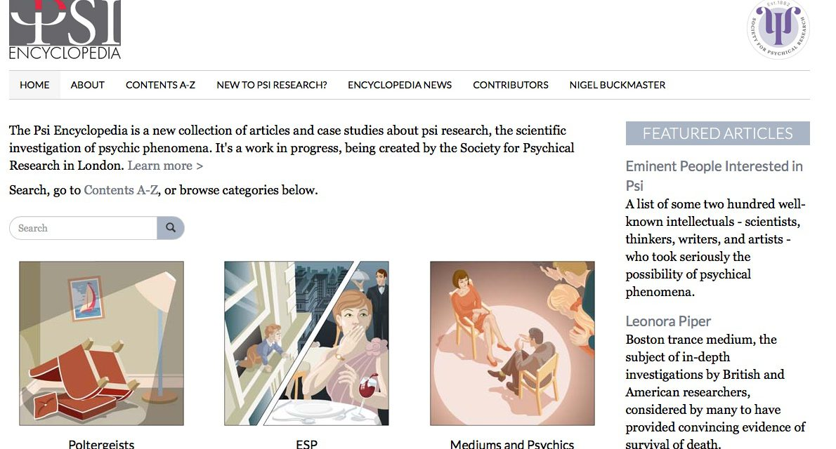 PSI Encyclopedia