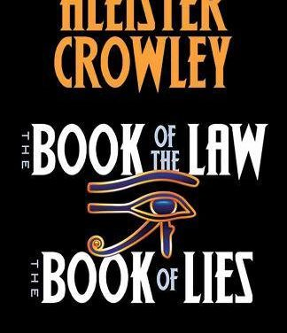 The Book of the Law and The Book of Lies – Pre-publication – Dover