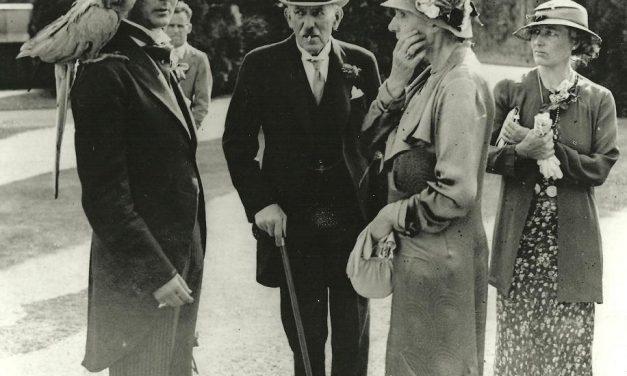 Evan Morgan – Fourth Viscount of Tredegar