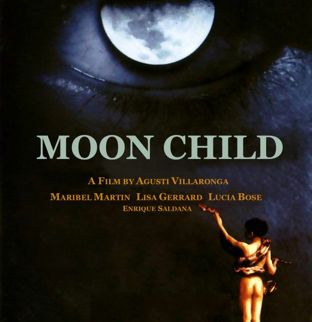 Moon Child Blu-ray