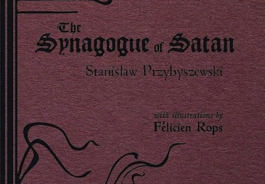 Przybyszewski: The Synagogue of Satan