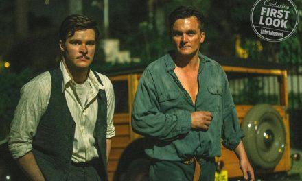 Homeland star Rupert Friend, Jack Reynor seen in first look at Strange Angel