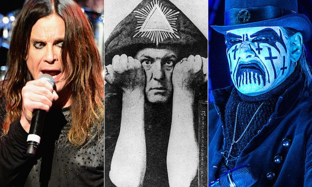 10 Evil Rock + Metal Songs Inspired by Aleister Crowley