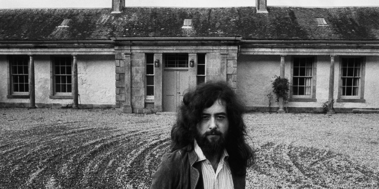 Former Highland home of occultist Aleister Crowley and Led Zeppelin founder is sold