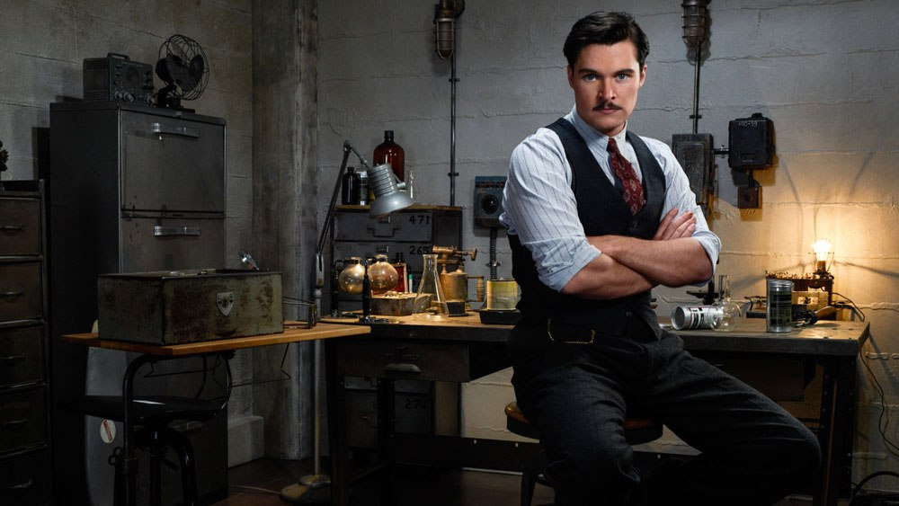 Strange Angel Review: Jack Parsons Gets TV Treatment on CBS All Access – Variety