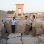 Chinese archeological team in Egypt starts excavation in Luxor's Montu Temple