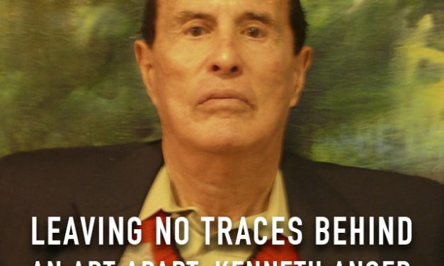 Kenneth Anger: Leaving No Traces Behind | Indiegogo