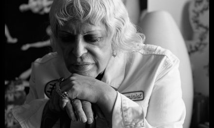 Genesis P-Orridge Has Always Been a Provocateur of the Body. Now She's at Its Mercy. – The New York Times