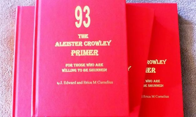 New: The Aleister Crowley Primer – For Those Who ARE Willing to be Shunned