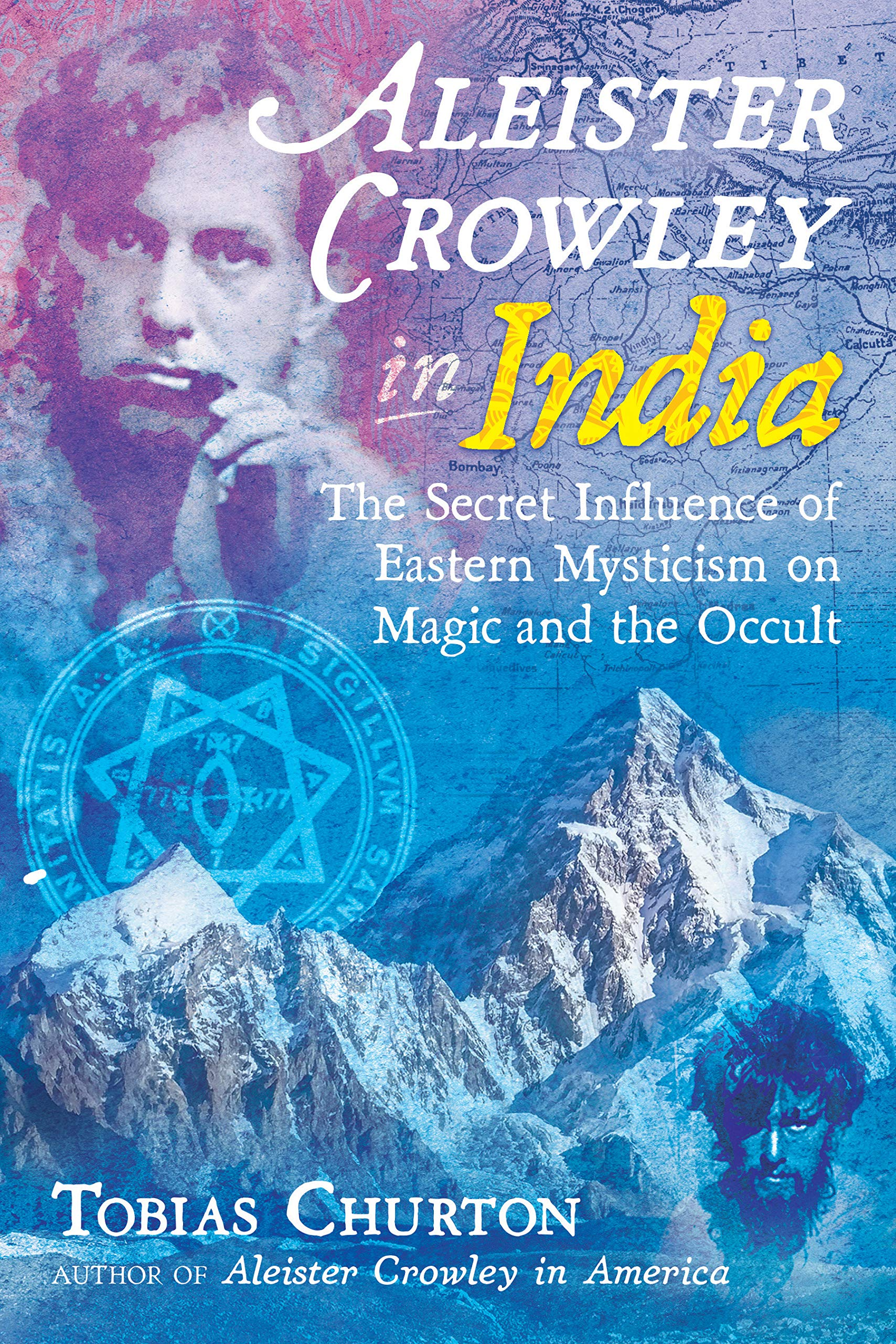 Tobias Churton: Aleister Crowley in India (Advanced Notice)