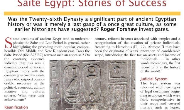 Saite Egypt