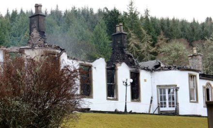 Remnants of infamous Boleskine House near Foyers by Loch Ness offered for sale online [UPDATED]