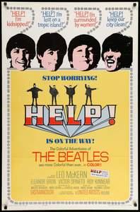 help 1965 original film art 5000x