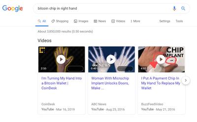 bitcoin chip
