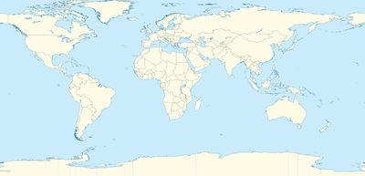 world map cairo
